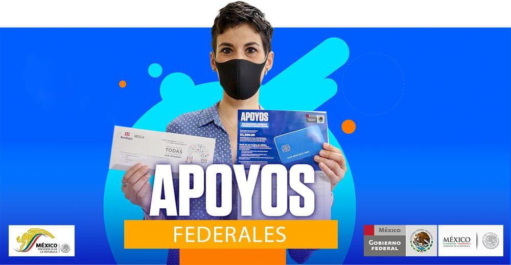 apoyos del gobierno federal