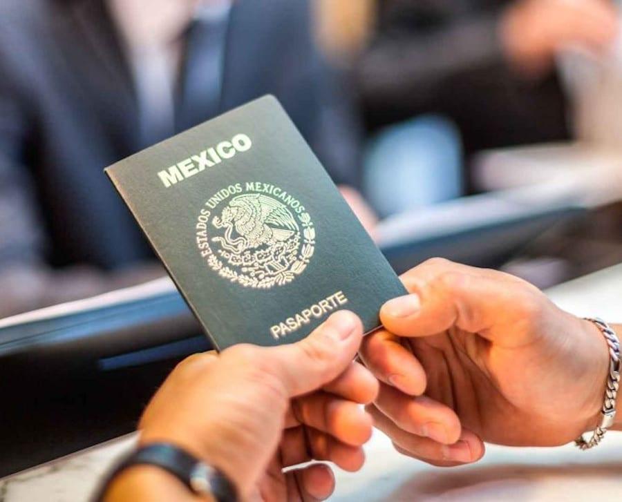 requisitos pasaporte mexicano en usa