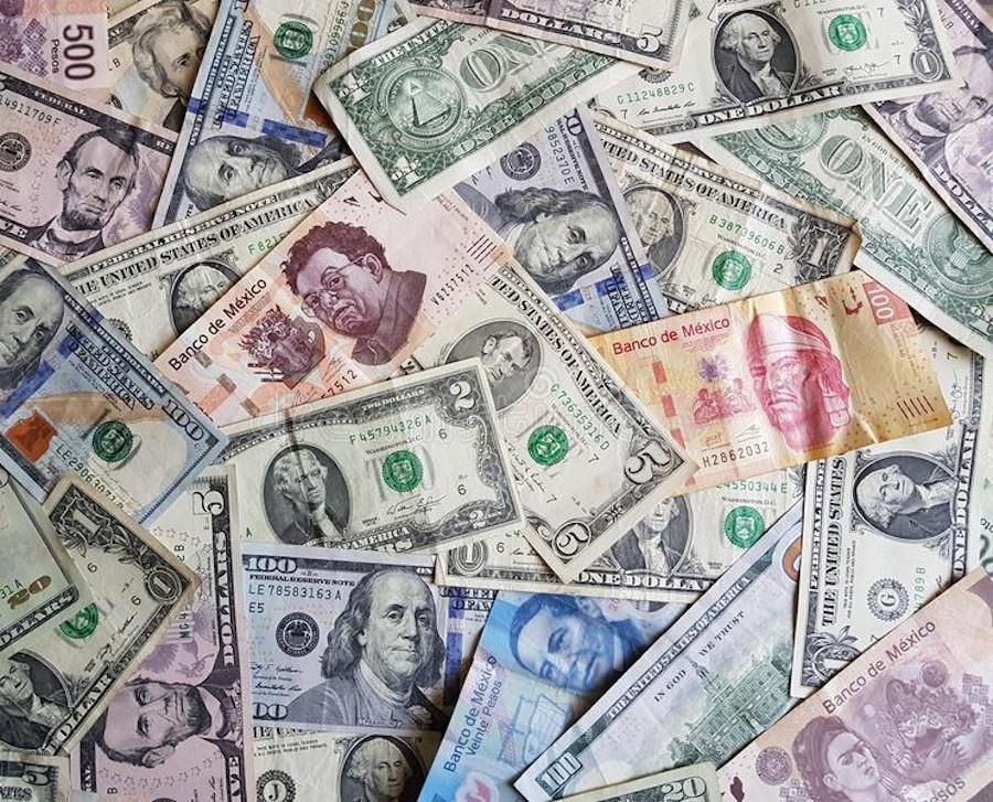 formas de enviar dinero a mexico