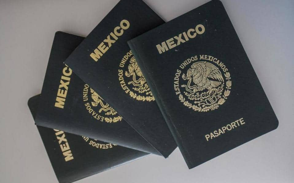 requisitos para tramitar Pasaporte mexicano en san diego
